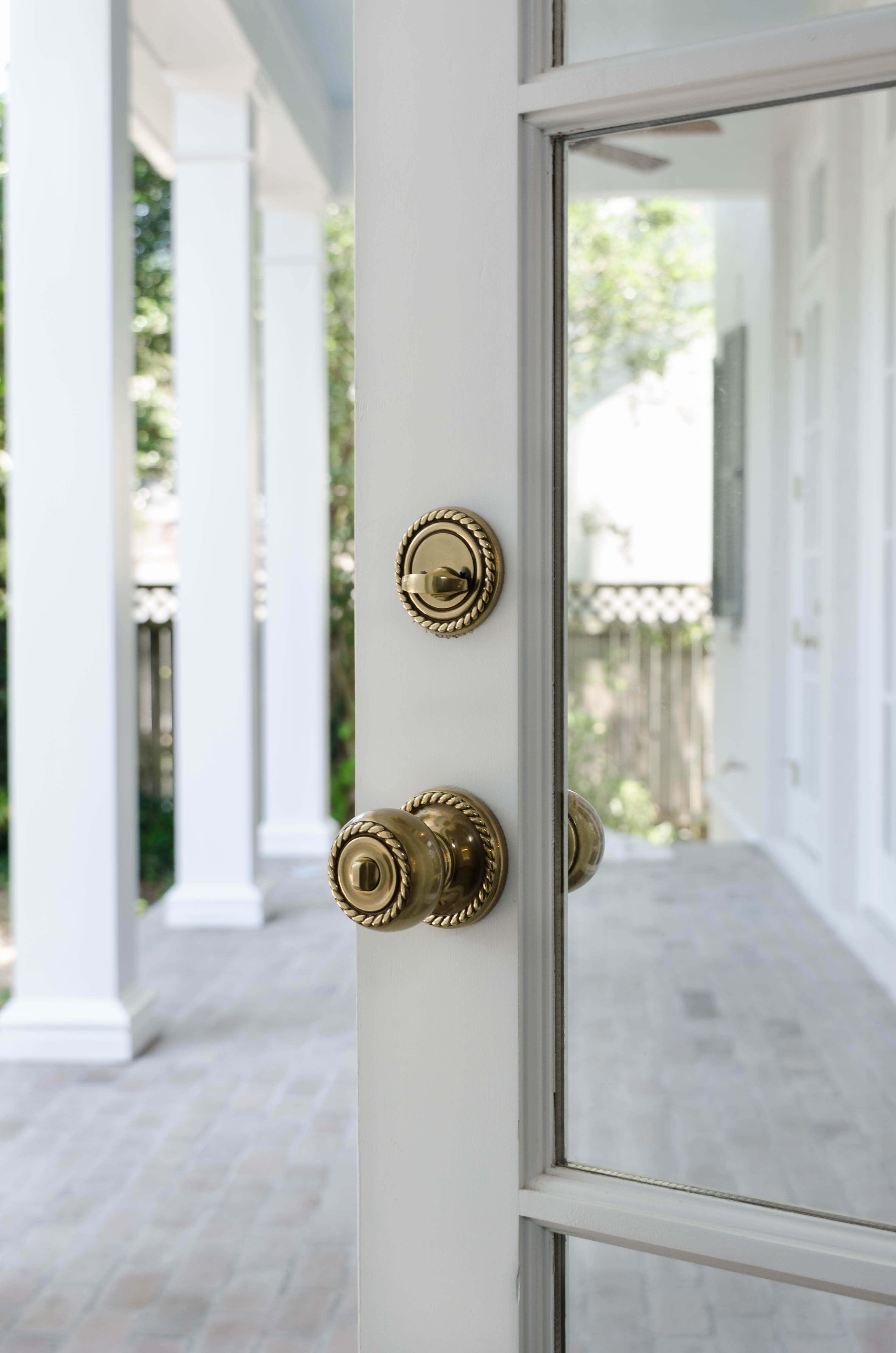 Superbe Jefferson Door