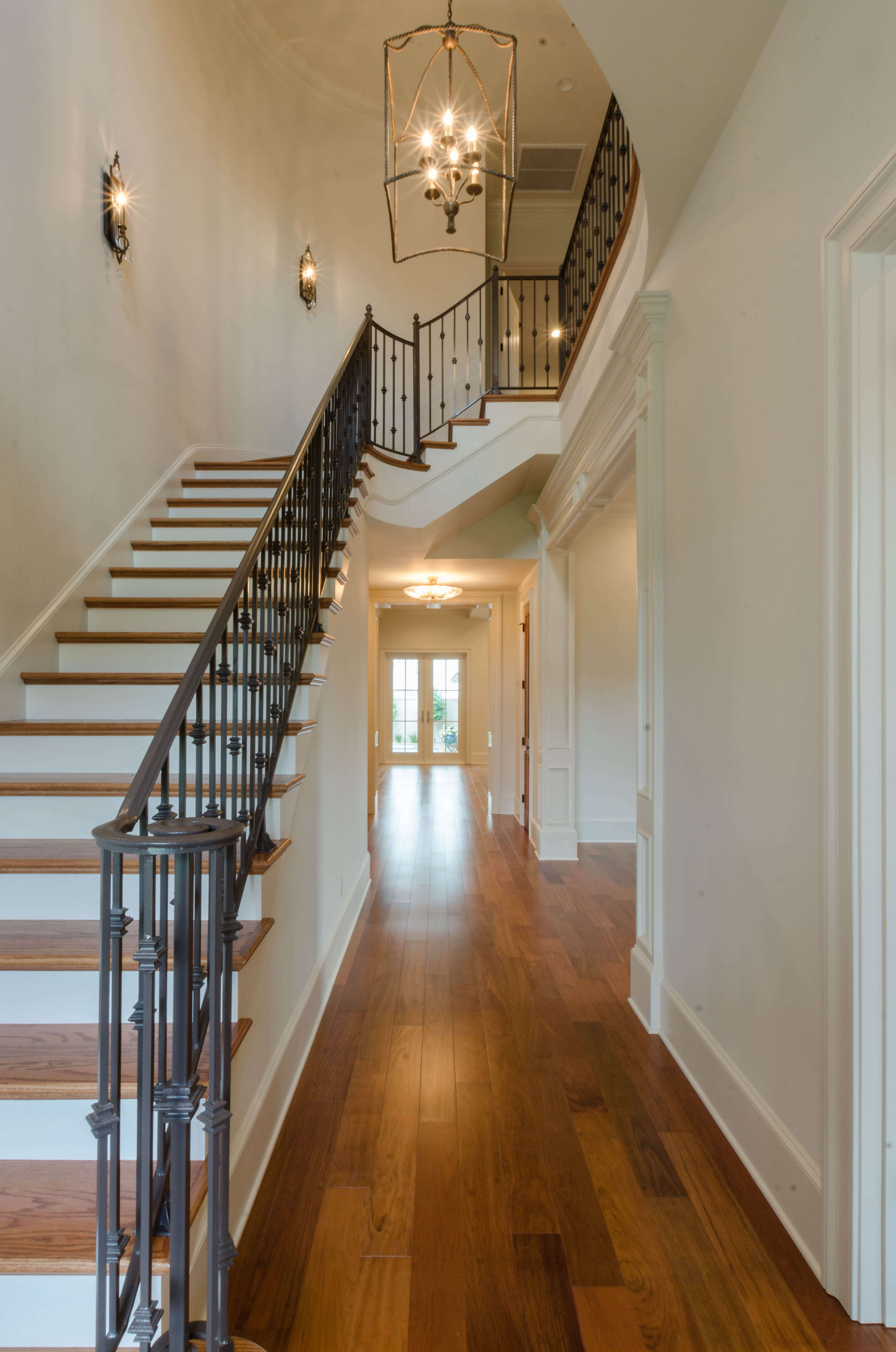 Stair Parts Oak Hemlock Maple Mahogany Iron