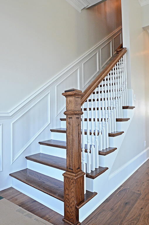 While We Stock Only Oak And Hemlock Stair Parts, We Have Access Through Our  Suppliers To Hard To Find Wood Species Such As Maple, Brazilian Cherry, ...