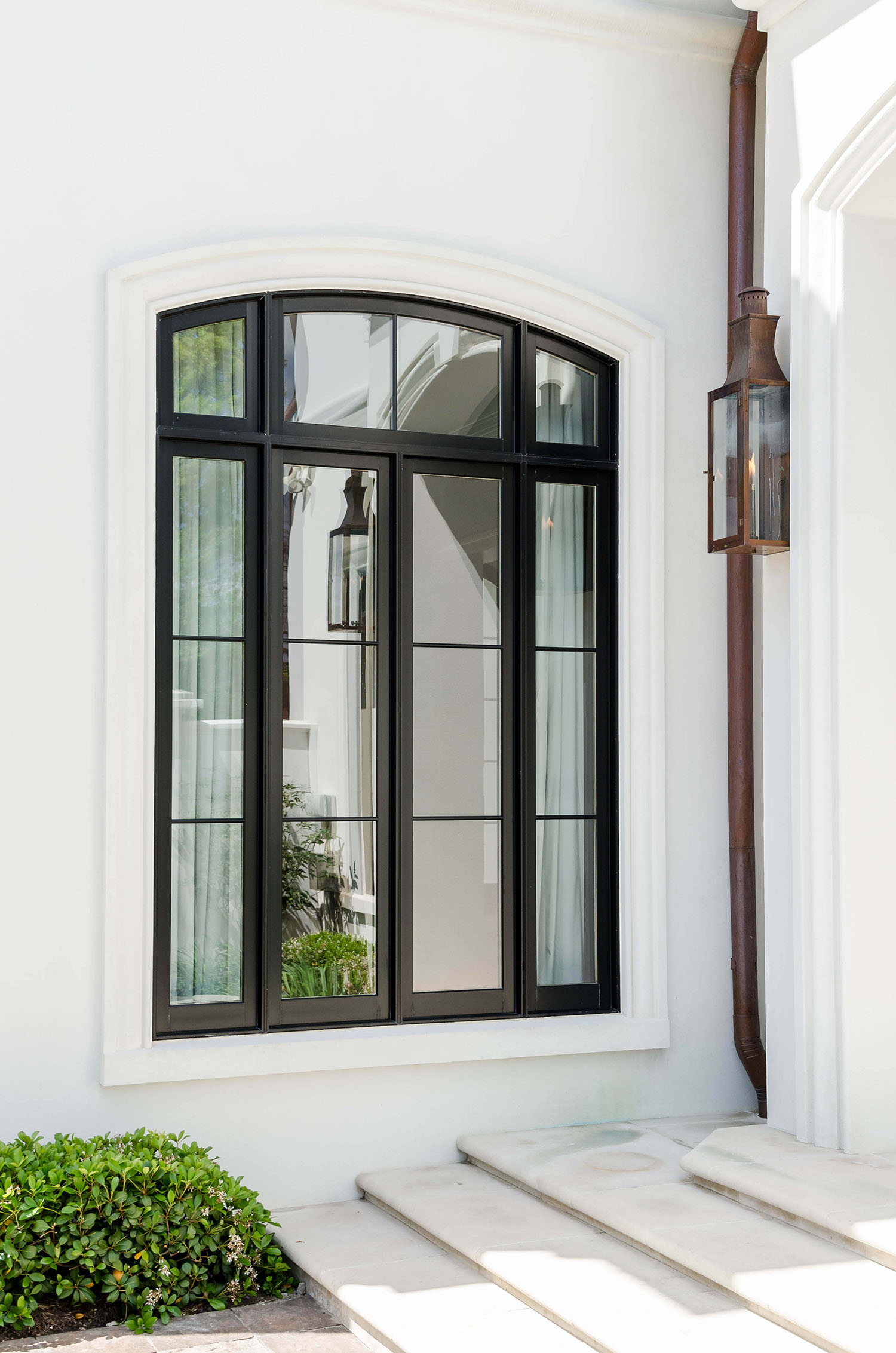 Windows vinyl aluminum wood clad windows jefferson door - Window design for home ...