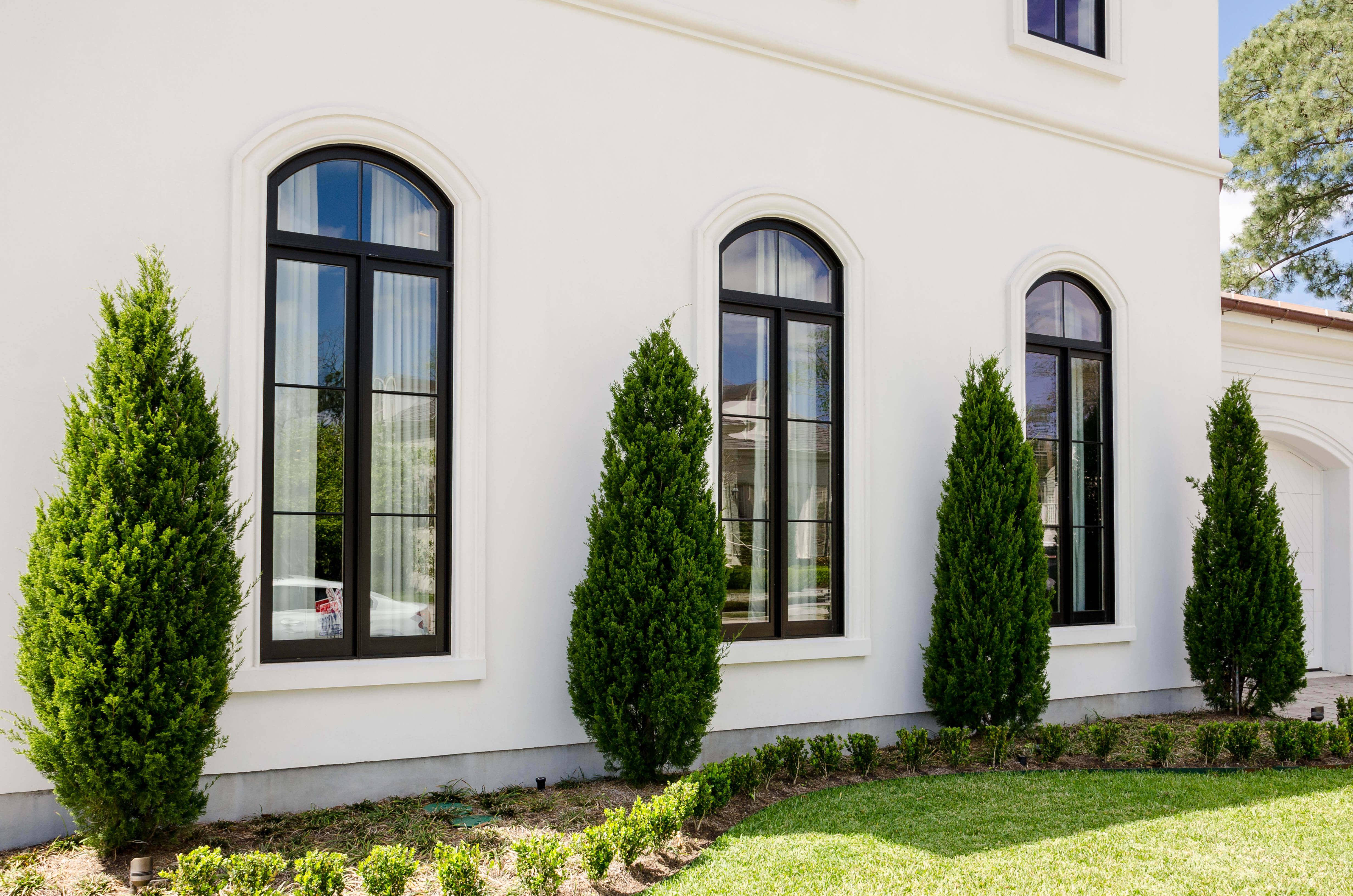 & Windows - Vinyl Aluminum Wood Clad Windows Jefferson Door