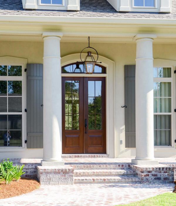 Tchefuncta Club Estates & Tchefuncta Club Estates - Jefferson Door Jefferson Door